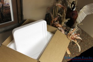 Benchmark Foam Pheasant Cooler