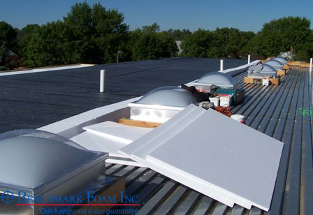 Benchmark Roofing Insulation