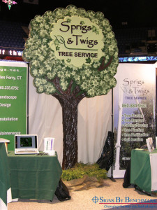 Replica Tree for Trade Show