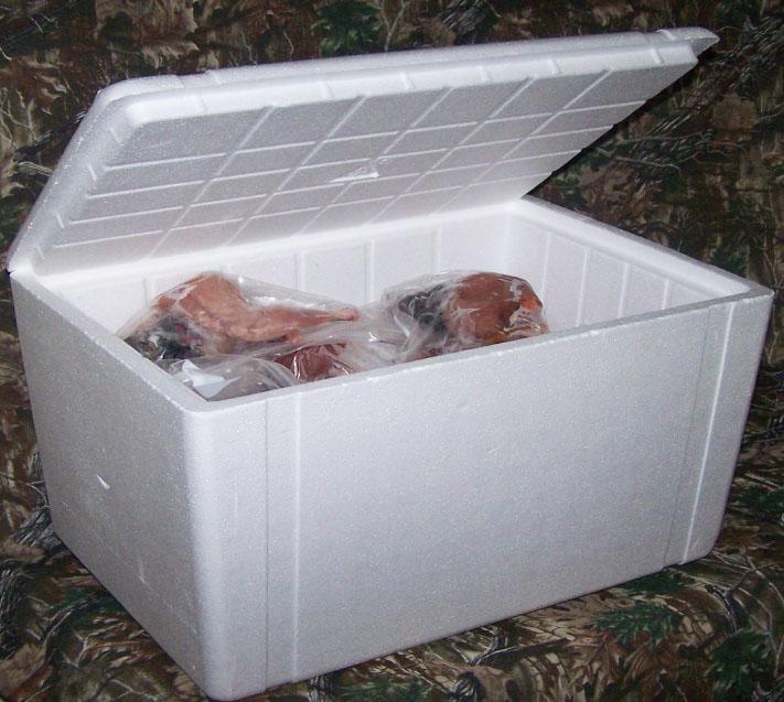 Pheasant Cooler B