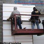 Exterior Prefirred Installation
