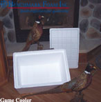 Large Pheasant Cooler