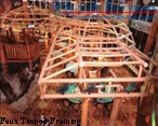 Faux Timber Framing