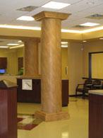 Hollow Columns