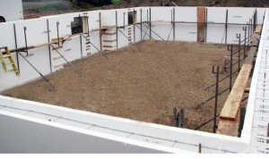 Benchmark Foam Insulated Concrete Forms (ICF)