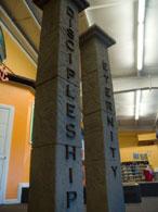 Lettered Pillar Props