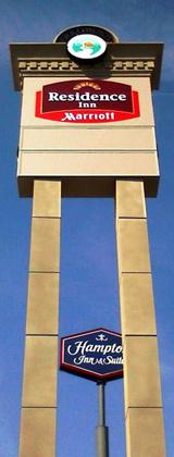 Residence Inn Sign