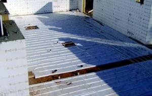 Benchmark Foam high density insulation sheets