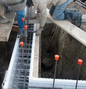Benchmark foam expanded polystyrene eps foam manufacturer for Best temperature to pour concrete