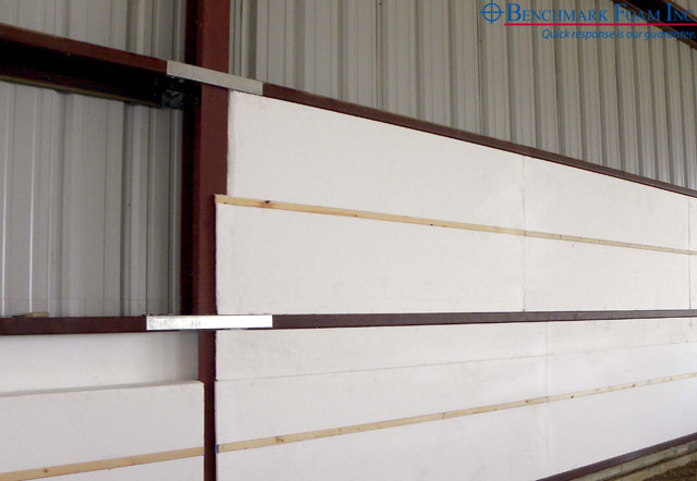 epslite rigid board insulation for metal buildings