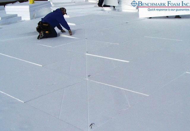 Benchmark Foam: Expanded Polystyrene (EPS) Foam Manufacturer