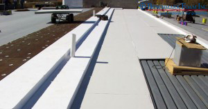 Benchmark Foam 100% recycled eps360 for roofing insulation