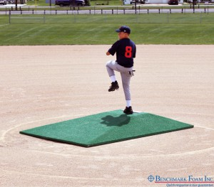 Benchmark Foam EPS Pitching Mound