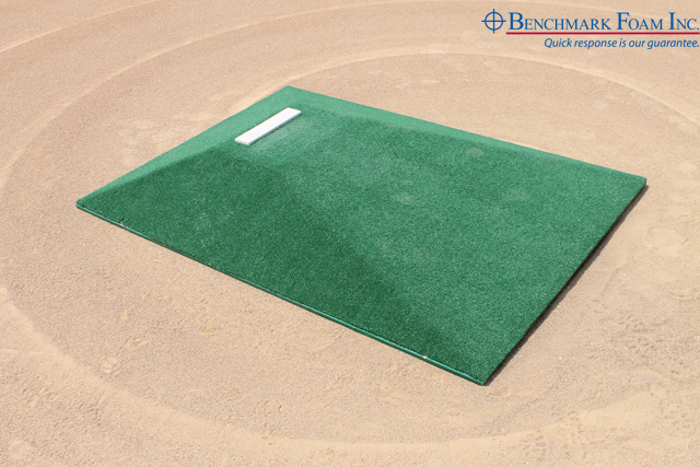 Benchmark Foam Pitching Mound for Baseball Diamond