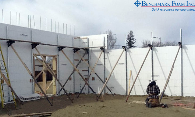 Icf forms for Foam block concrete forms