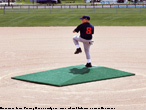 Benchmark Foam Pitching Mound