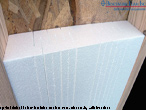 Benchmark Foam eps-lite expanded polystyrene EPS friction flex cavity wall insulation
