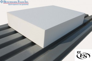 Benchmark Foam EPS Direct to Deck Roof Insulation