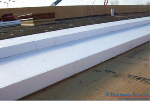 Benchmark Foam eps360 for roofing application