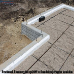 Benchmark Foam eps360 as foundation/perimeter insulation