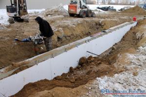 Benchmark Foam High Density EPS Perimeter Insulation