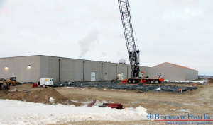 Benchmark Foam builds facility addition