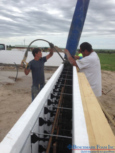 Benchmark ICF for Oglala Sioux Lakota Housing Project