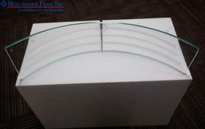 Benchmark Foam Custom packaging