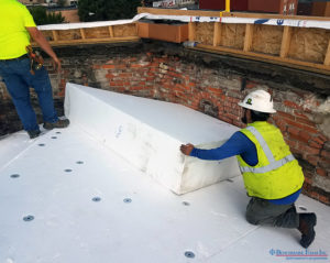 Benchmark Foam EPS insulates Goss Opera House renovation