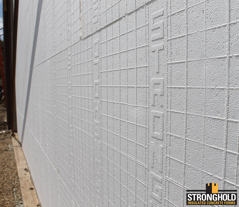 Stronghold ICF now offered from Benchmark Foam
